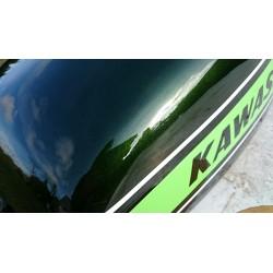 Kit peinture kawasaki H2B 74 Candy Lime