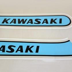 Déco Kawasaki 250 S1 B 1974/400 S3 1974