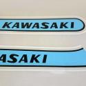 Déco Kawasaki 250S1B 1974 / 400S3 1974