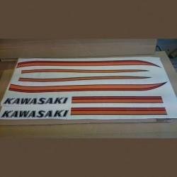Déco Kawasaki 750 H2 1973